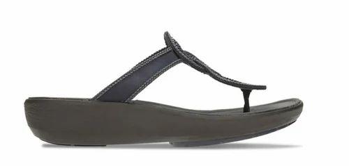2e5fc9739ae0 Wave Glitz Navy Synthetic Women Sandal - Clarks Exclusive Shops ...