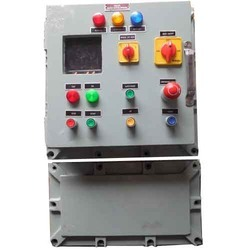 Flameproof Hydraulic Press Panel, Operating Voltage: 440VAC, Degree of Protection: IP66