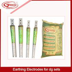 Earthing Electrodes for DG Set