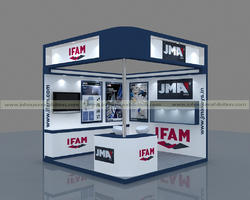 Exhibition Stall Rates In : Exhibition stall hire service in india