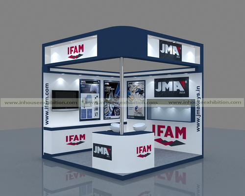 Exhibition Stall For Rent : Exhibition stall rental service in malad west mumbai inhouse