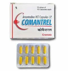 COMANTREL (Amantadine HCl Capsules I.P.)