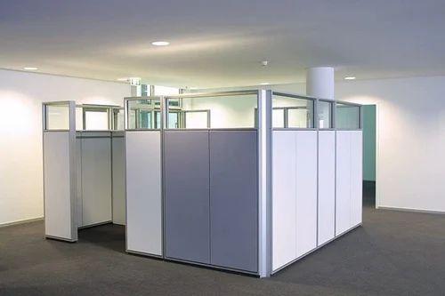 Charmant Aluminium Office Partition