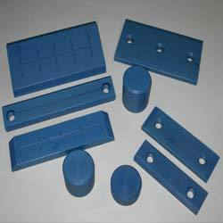 Cast Polyamide (PA6G) Wear Parts