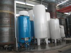 Cryogenic Storage Tank