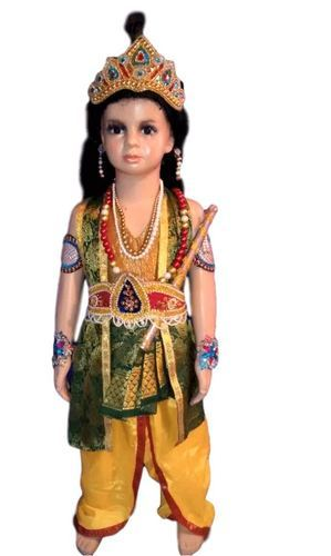 Lord Krishna Kids Costume
