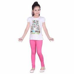 Kids Girls Cotton Legging