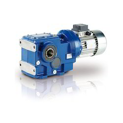 Motovario Helical Bevel Geared Motor