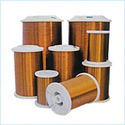Enamelled Copper Strips