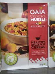 Gaia Diet Real Fruit Muesli