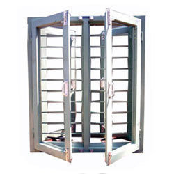 Commercial Stainless Steel Windows