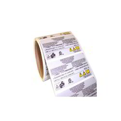 Identification Labels Printing Services