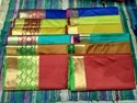 Banarsi Cotton Silk Saree