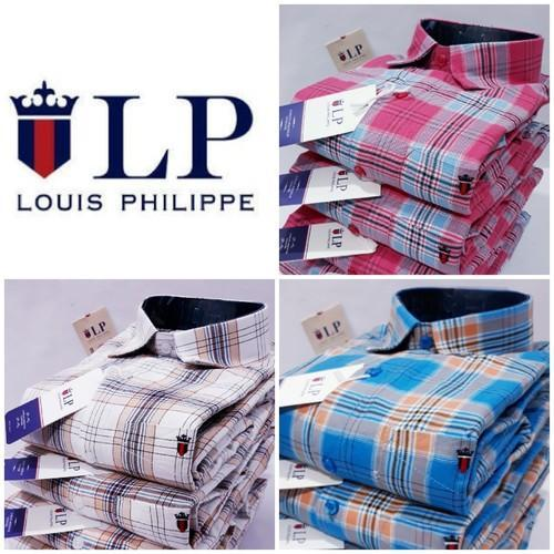 2ad06201b8e605 Large And XL Plain And Printed Louisphilippe Shirts, Rs 650 /piece ...