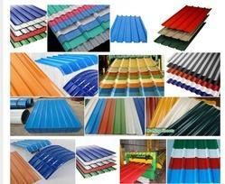 Colour Coating Sheet In Ahmedabad Gujarat Suppliers