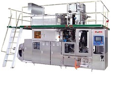 Chinese Brick Filling Machine