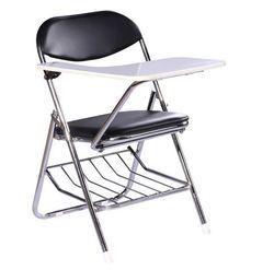 Writing Pad Folding Student Chair