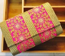 Party Wear Traditional Clutch