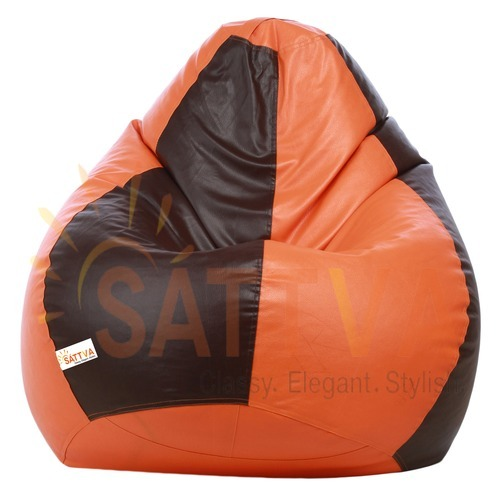 Multi Color Bean Bag Cover