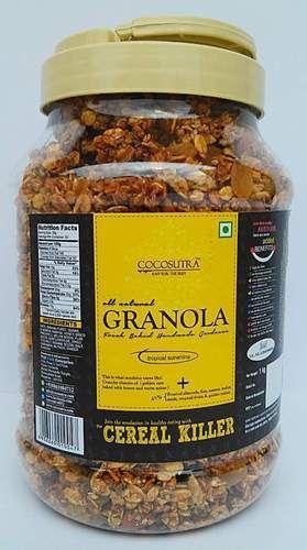 Cocosutra Granola, Tropical Sunshine 1 Kg