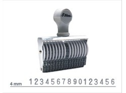 Shiny N-48 Numbering Stamp