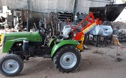 Mini Tractor Rear Loader