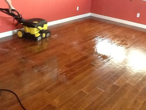 Wood Floor Cleaning Service Floor Maintenance Services Anna