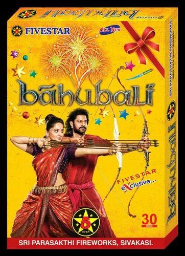 Fivestar Bahubali Gift Box 30 Items