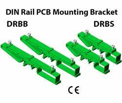 DIN Rail PCB Mounting Bracket DRBB / DRBS