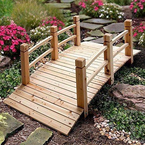 Wooden Pathway Design Service & Wooden Pathway Design Service in Mumbai by Garden Arrangement | ID ...