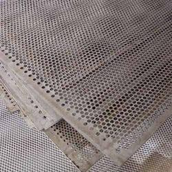 295 Mpa Stainless Steel Perforated Sheets