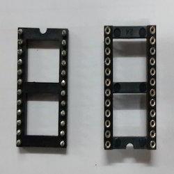 24-Pin-IC-Base-Round