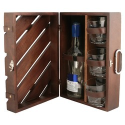 Bar Set Wooden Bar Accessories