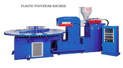 Plastic Footwear Making Machine