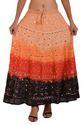 Bandhej Casual Skirt
