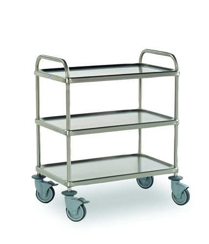 Industrial Kitchen Trolley: Commercial Kitchen Trolleys