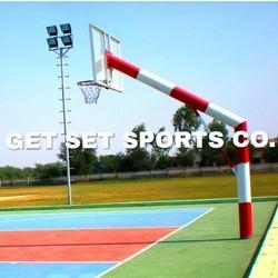 Basketball Pole Set