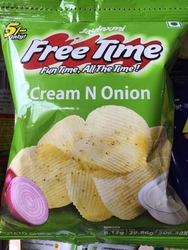 Onion Chips