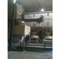 25 Kg Wheat Grain Filling Machine