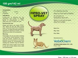 Fipronil Spray