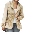 Ladies Jute Jacket