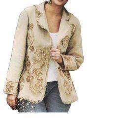 Ladies Jute Jacket