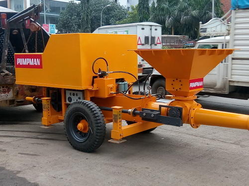 Manufacturer Of Concrete Trailer Pump Hd Series Amp Ld