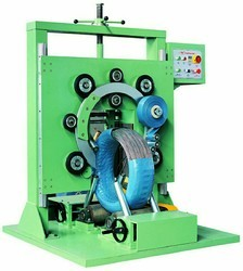 Steel Coil Stretch Wrapping Machine