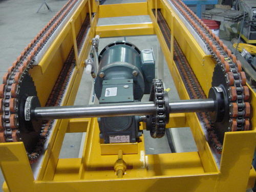 Screw Conveyors Overhead Chain Conveyors Manufacturer