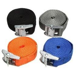 Alloy Nickle Cam Buckle With Lashing Strap, Size/Dimension: 25 Mm