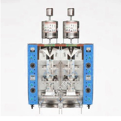 Double Head Pouch Packing Machine