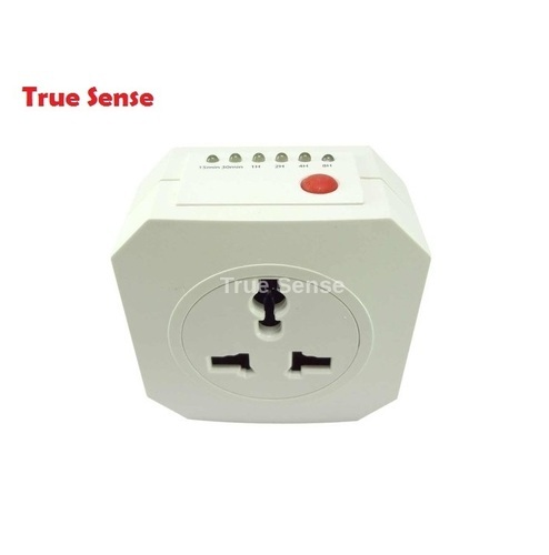 3 Pin Button Electronic Programmable Timer Switch