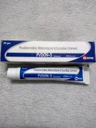 Povidone Iodine, Metronidazole & Sucralfate Ointment