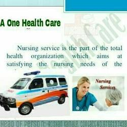 Male And Female Nurse Service